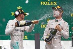 """Rosberg: """"Hamilton es uno de los mejores pilotos de la historia"""""""