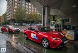 Experiencia de fin de semana: III Eco Rally Autobild con un Lexus RC 300h