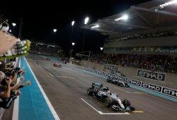 ¿Fue legítima la actuación de Hamilton en Abu Dhabi?