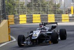 George Russell se alza con la pole del GP de Macao de F3