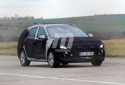 Hyundai i30 Cw: Sus primeras imágenes robadas