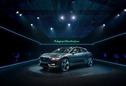 Jaguar I-PACE Concept, así será el primer eléctrico de Jaguar