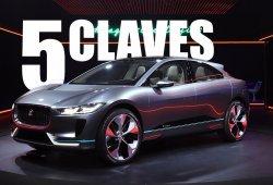 Jaguar I-Pace Concept: las claves del prototipo que anticipa el primer Jaguar eléctrico