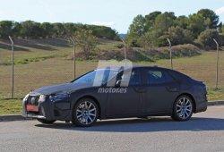 Lexus LS 2018 en su configuración definitiva, últimas fotos espía
