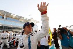 Massa se consuela con dos puntos en su adiós a la Formula 1