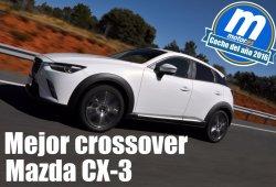 Mejor crossover 2016 para Motor.es: Mazda CX-3