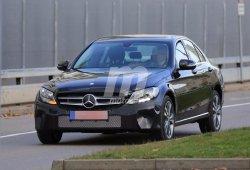 ¿Qué esconde este Mercedes Clase C? No, no es el esperado «facelift»