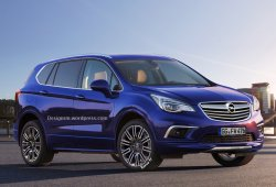 Opel Grandland X, desvelamos el nombre del sucesor del Antara