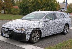 Opel Insignia Sports Tourer 2018: cazada la opción más familiar de la nueva generación