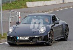 Porsche 911 2018: sigue el desarrollo de la nueva generación del deportivo alemán