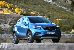 Prueba Opel Mokka X 2017, equilibrio inteligente