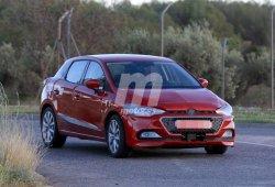 Seat Ibiza 2017: cazado por primera vez disfrazado de Hyundai i20