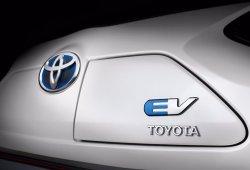 Toyota trabaja en una nueva generación de baterías para vehículos eléctricos