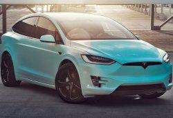Un Tesla Model X único creado por Tsportline puede ser tuyo
