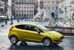 Italia - Octubre 2016: El Ford Fiesta se queda a un paso del podio