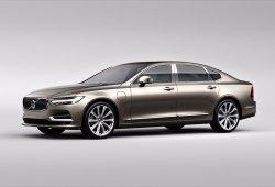 Volvo presenta el S90 Excellence y anuncia que traslada la producción del S90 a China