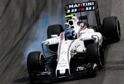 Williams empieza escoltando a Mercedes en Interlagos