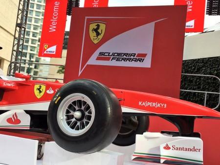 Ferrari abre las puertas a su ingreso en la Fórmula E