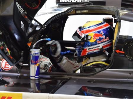 Hartley y Webber dan la pole a Porsche en Shanghái