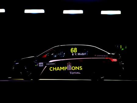 Los números de Citroën Racing en su paso por el WTCC