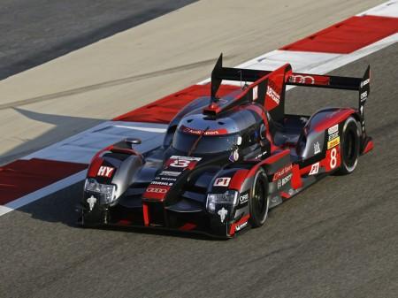 La pole del Audi #8 en Bahrein altera la lucha por el título