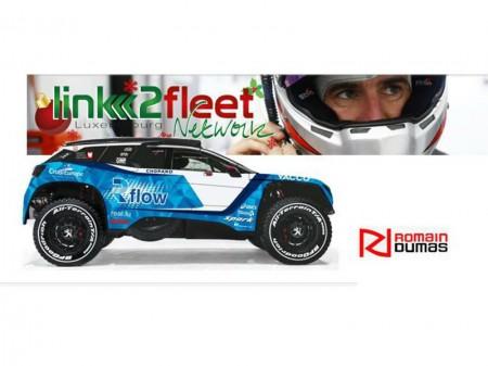 Romain Dumas pilotará el quinto Peugeot 3008 DKR