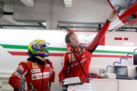 Smedley cree que el fin de Massa en Ferrari fue Alonso, no su accidente