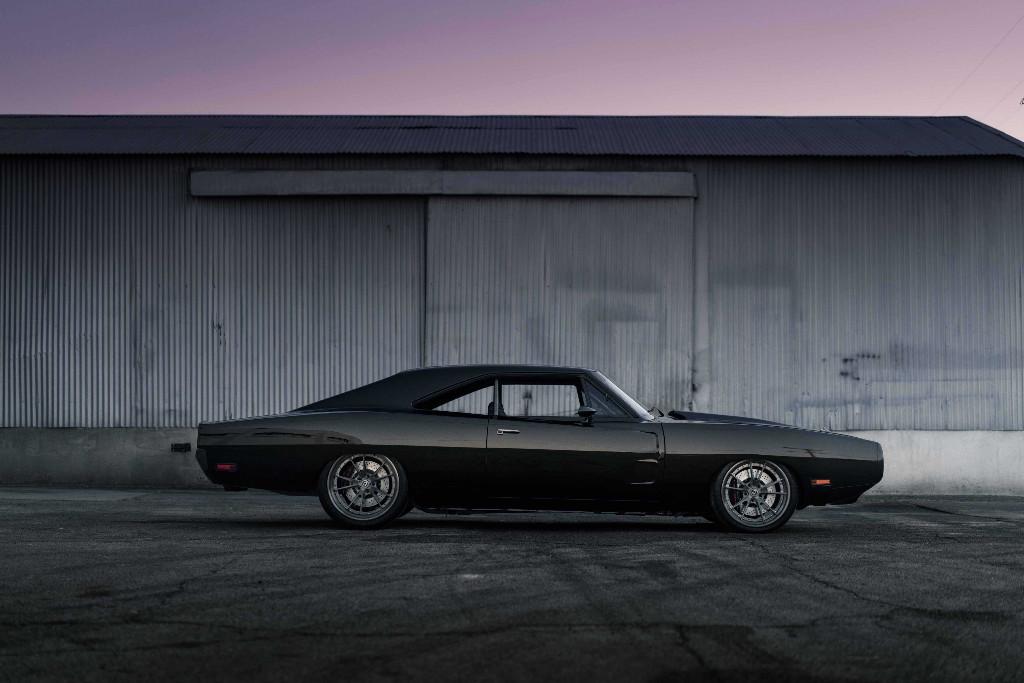 Muscle cars de carbono de SpeedKore, adiós al 'hierro americano'