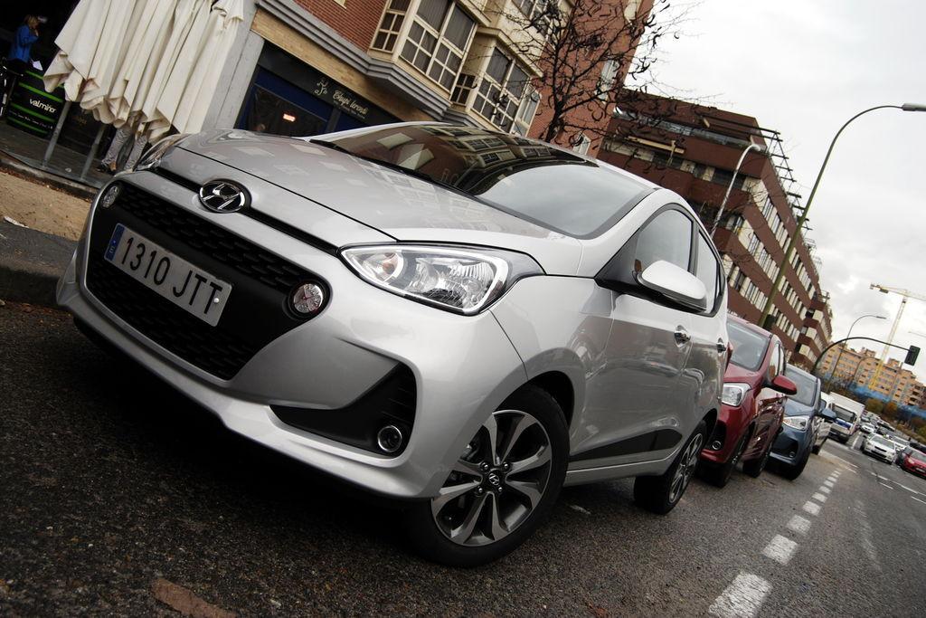 Presentación Hyundai i10: exterior, interior y tecnología
