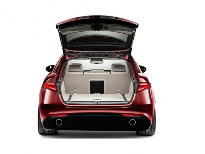 El falso Alfa Romeo Giulia Sportwagon que esta revolucionando Internet