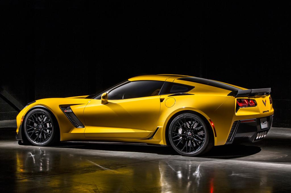 Filtrado: Se confirma la llegada del nuevo V8 LT5 para el Corvette