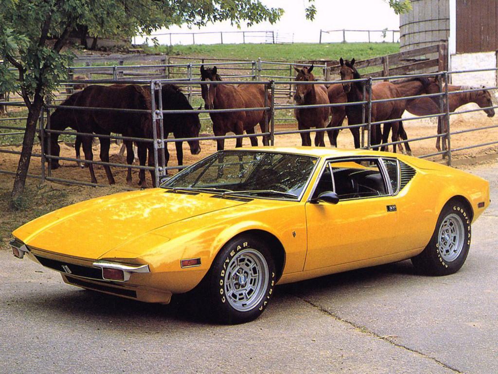 Mercury Pantera: El deportivo italiano de Ford