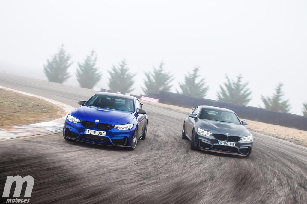 Las diferencias entre el exclusivo BMW M4 CS y el radical M4 GTS