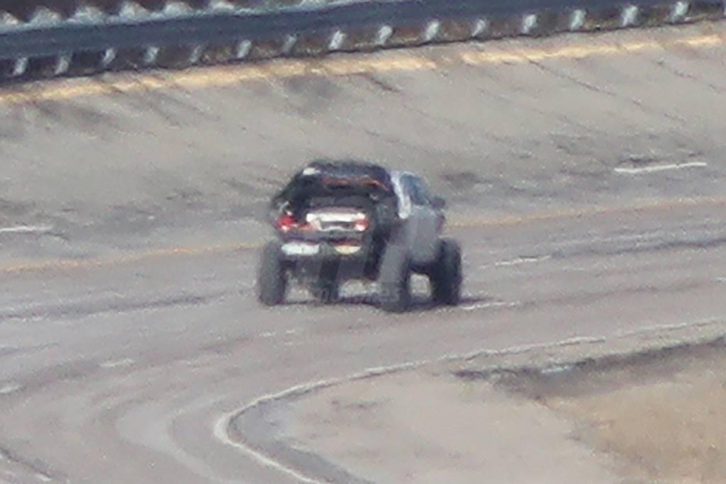 GMC prepara un rival para el Jeep Wrangler basado en el Colorado ZR2