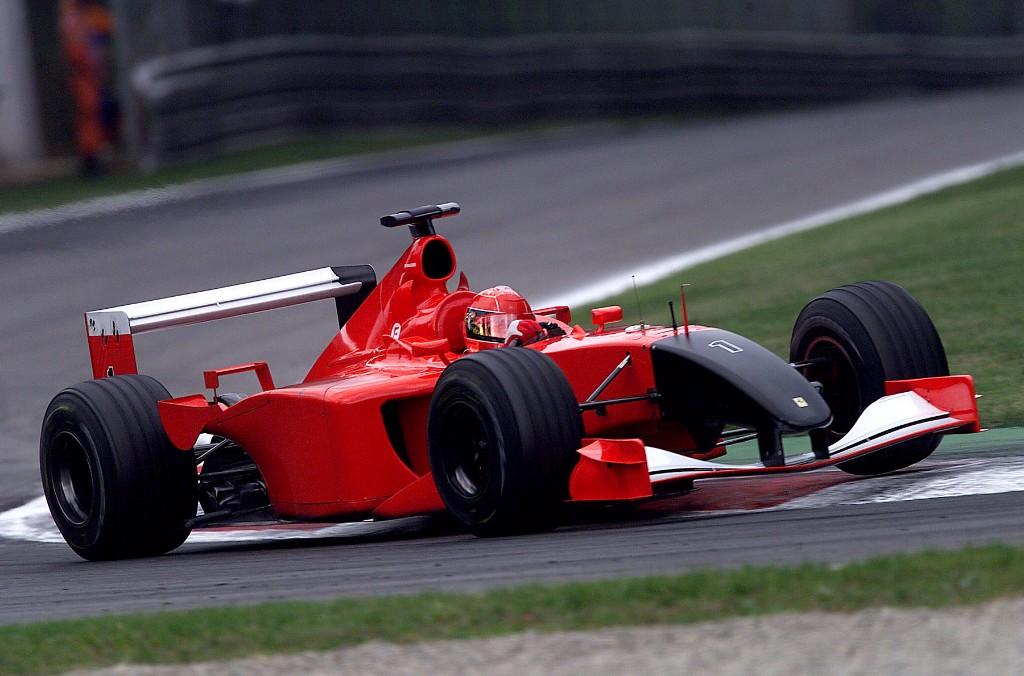 Michael Schumacher: las dos caras de la ambición