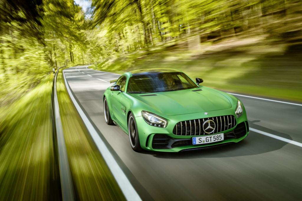 El Mercedes AMG GT R el más rápido en Nurburgring, ¿o no?