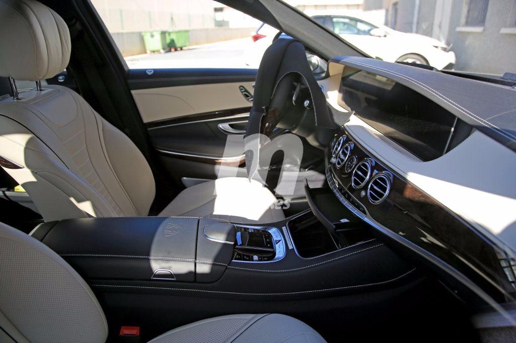 Mercedes AMG S63 Facelift: descubrimos las novedades de su habitáculo