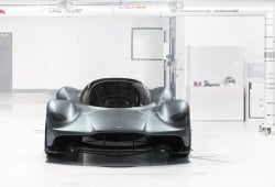 El Aston Martin AM-RB 001 ya no está disponible, agotadas las 150 unidades