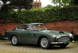 Aston Martin vuelve a fabricar el DB4 GT Lightweight de 1959