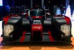 Así hubiera sido el Audi R18 e-tron quattro LMP1 de 2017
