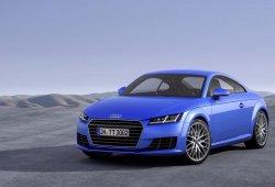 El Audi TT 2.0 TDI de 184 CV estrenará la tracción quattro en 2017