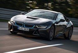 BMW i8 2017: en camino una actualización para mejorar la autonomía y prestaciones
