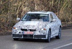 BMW Serie 3 M Sport: primeras imágenes con el nuevo paquete deportivo