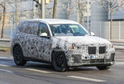BMW X7 2018: un nuevo vistazo al SUV de siete plazas con su carrocería definitiva