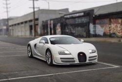 El último Bugatti Veyron Super Sport fabricado busca nuevo propietario