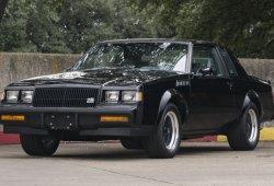Reaparece el último Buick GNX fabricado, conservado en su estado original