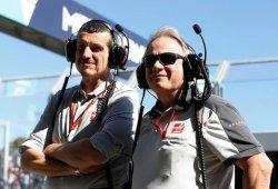 """Haas hace cambios en su personal para """"evitar estancarse"""""""