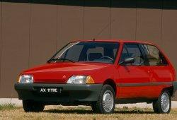 Citroën AX: se cumplen 30 años del nacimiento del sustituto del Visa y 2CV