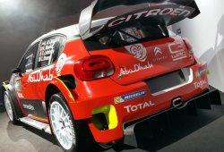 Citroën Racing explica su 'planning' con el C3 WRC 2017