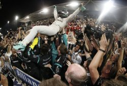 """Claire Williams: """"El título de Rosberg es muy merecido"""""""